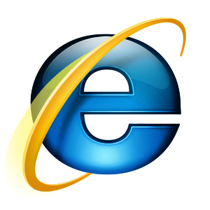 Logo di Internet Explorer