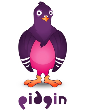 Il piccione parlante